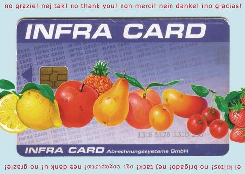 Nein zum rassistischen Chipkartensystem!