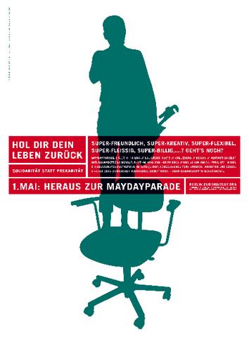 MayDay-Plakat